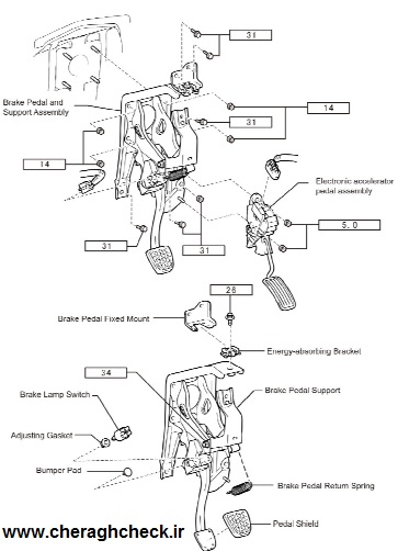 BrilianceH2L Repair Manual Brake System H2LRM2F21-12-jpg