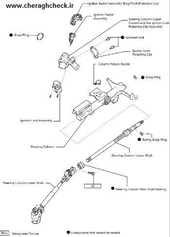 Briliance Pages from H2L Repair Manual Steering Colum H2LRM2E21-1-jpg