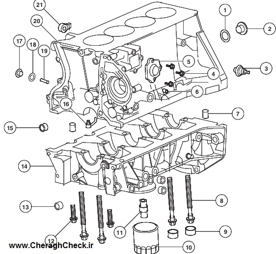 Changan CS35 mechanical system-1-jpg